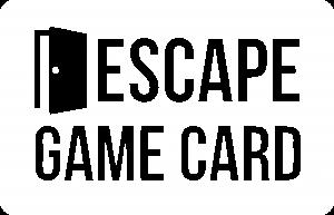 escape game card logo