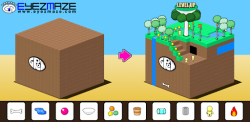 grow cube game